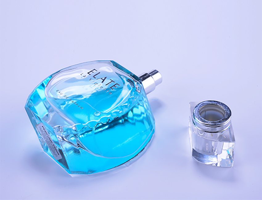 Elegant Perfume Bottle