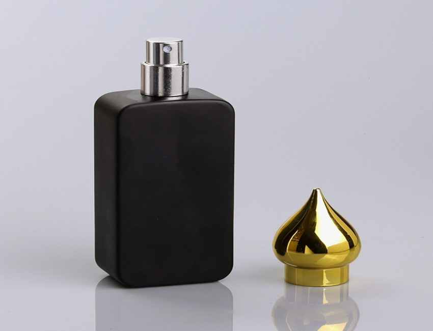 Matte Glass Perfume Bottle